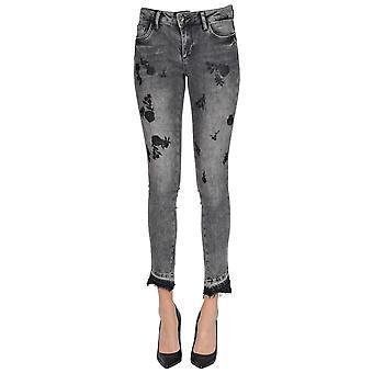 Liu Jo Black Denim Jeans