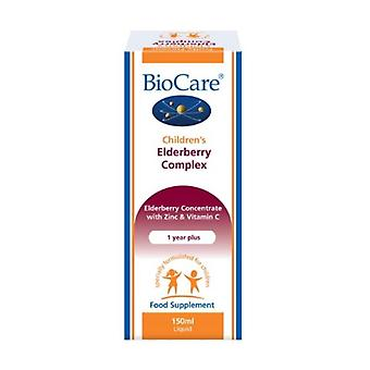 BioCare Children's Elderberry Complex 150ml (354150)
