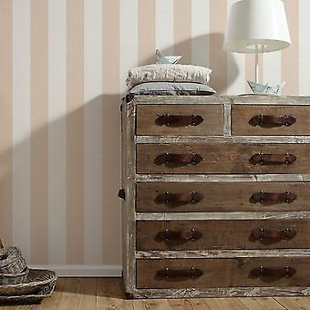 A.S. Creation AS Creation Liberte Striped Pattern Pastel Color Textité Wallpaper 314062