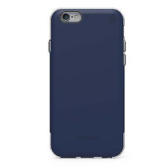 PureGear DualTek PRO Case for Apple iPhone 6/6sPlus - Blue/Clear