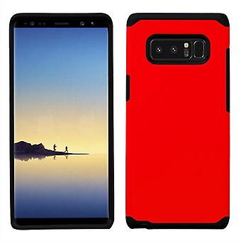 ASMYNA Red/Black Astronoot Phone Protector Cover  for Galaxy Note 8