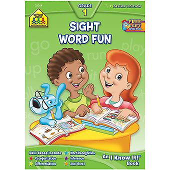 Workbooks Sight Word Fun Szwkbk 2244