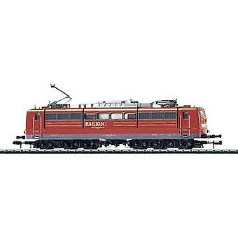 MiniTrix T16491 MiniTrix T16491 N DB BR 151 Railion Logistics Electric Locomotive