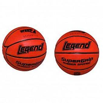 Sport ein Ball Basketball-Legende (Kinder, Sport, Basketball)