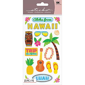 Sticko Stickers-Hawaiian Dream E5200144