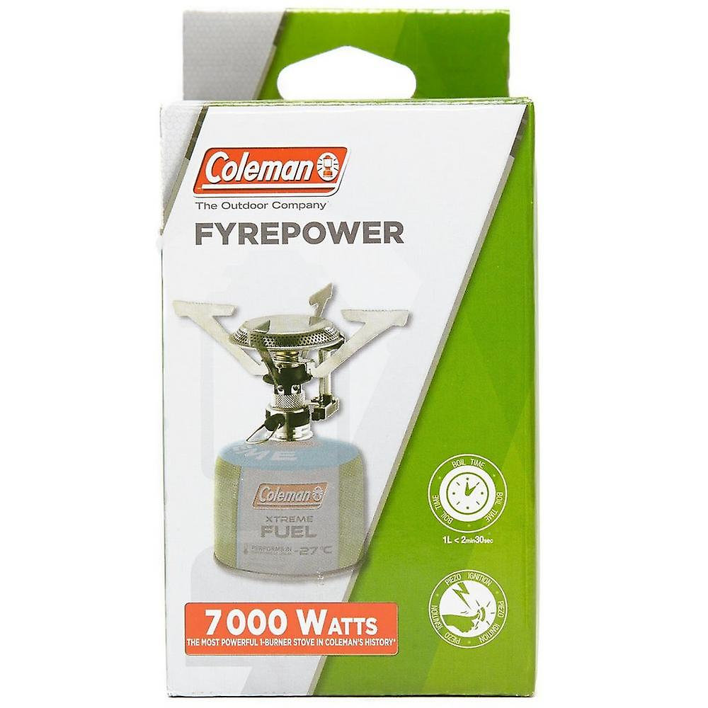 COLEMAN FyrePower Stove