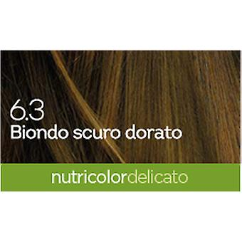 Biokap 6.30 Dark Golden Blond Gentle Dye Dark Dorado 140 mlRubio (Hair care , Dyes)