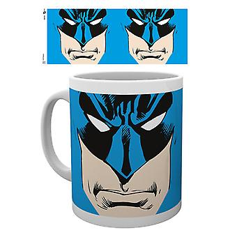 DC Comics Batman Gesicht Mug