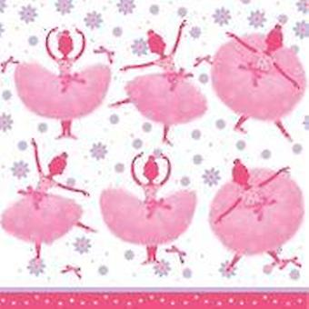 Tutu Much Fun Ballet Party Plastic Table cover
