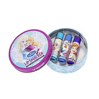 Lip Smacker Disney Frozen Winterhugs Round Tin- 3 pcs