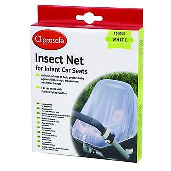 Clippasafe Mosquito Net For Baby Carrier Group 0 100 * 100 Cm.