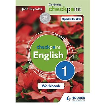 Cambridge Checkpoint English Workbook 1 (Paperback) by Reynolds John