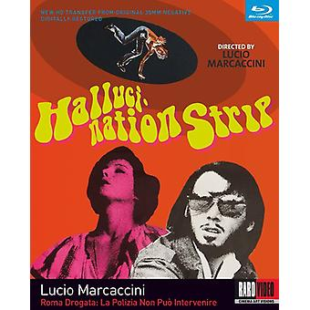 Hallucination Strip [BLU-RAY] USA import
