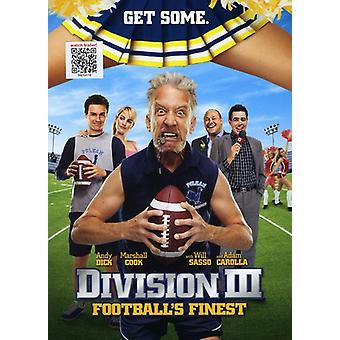Division 3: Football's Finest [DVD] USA import