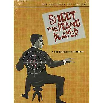 Shoot the Piano Player [DVD] USA import