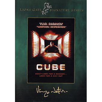 Cube [DVD] USA import