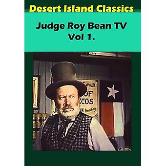 Judge Roy Bean TV 1 [DVD] USA import