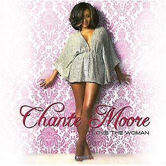 Chante Moore - elske kvinde [CD] USA importen