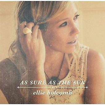 Ellie Holcomb - så sikkert som solen [CD] USA Importer
