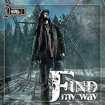 J Ras - Find My Way [CD] USA importare