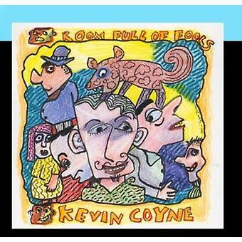 Kevin Coyne - rum fuld af fjolser [CD] USA import