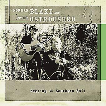 Blake/Ostroushko - Meeting on Southern Soil [CD] USA import
