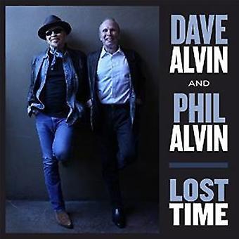 Alvin, Dave & Alvin, Phil - tabt tid [CD] USA importerer