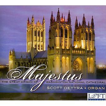 Copland/Dupre/Franck/reneholmhansen - Majestæter: Det store orgel i Washington National Cathedral [CD] USA import