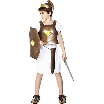 Roman armor kids Roman Costume weapons set 4 piece child costume