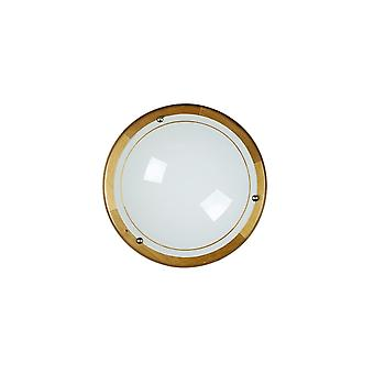Lucide Lucide Opal Plate tre Ring taket Light