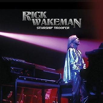 Rick Wakeman - importation USA Starship Trooper [CD]