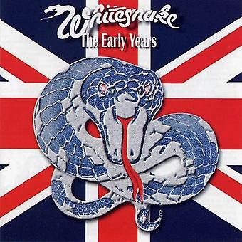 Whitesnake In The Early Years (CD)