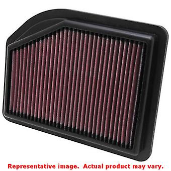 K&N Drop-In High-Flow Air Filter 33-2477 Fits:HONDA 2012 - 2014 CR-V L4 2.4