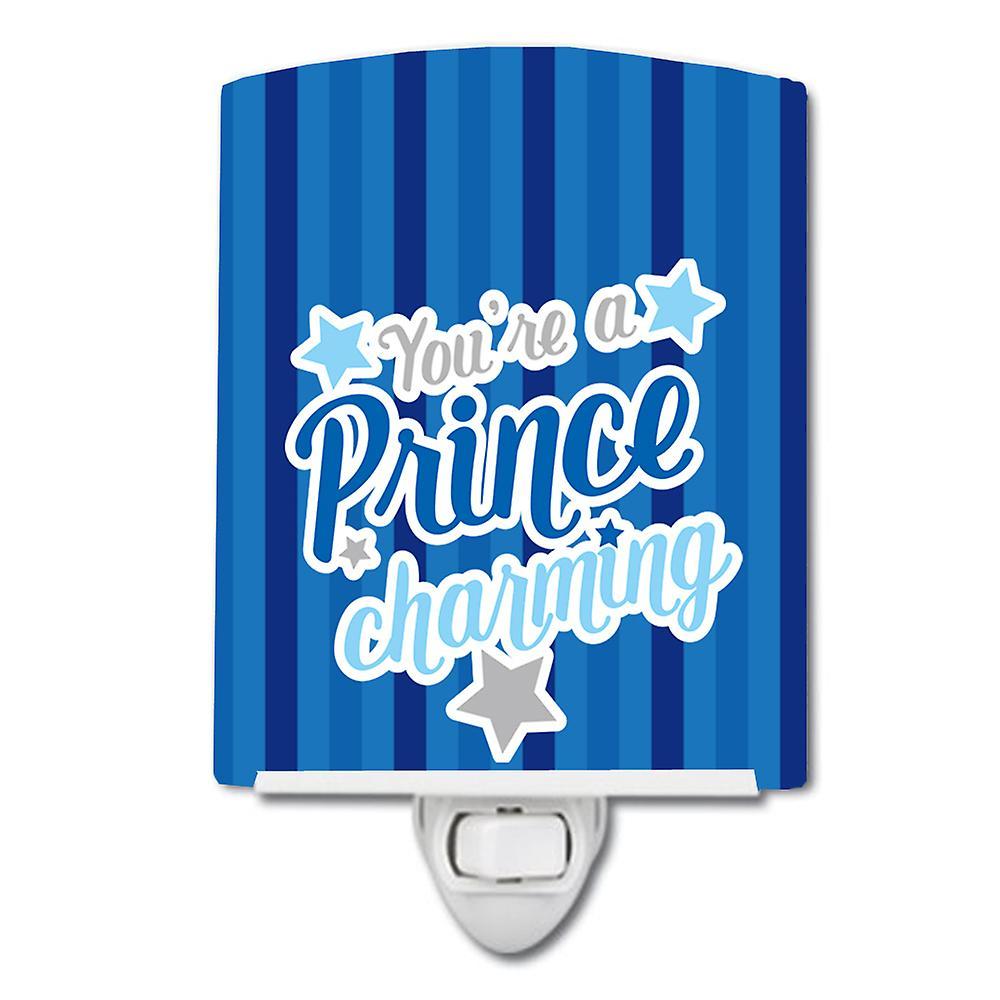 BB9002CNL сокровища Каролинских, ты принц Чарминг керамические ночной свет