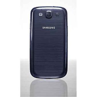 Tapa trasera Samsung S3 I9300-azul marino
