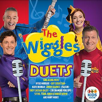 Wiggles - duetter [CD] USA importerer