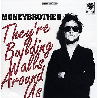 Moneybrother - de er bygningen væggene omkring os [CD] USA import
