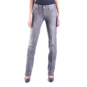 7 for all mankind ladies MCBI004003O grey cotton of jeans
