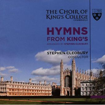 Hymns from King's by Choir Of King'S Coll