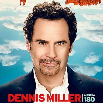 Dennis Miller - Amerika 180 [CD] USA importerer