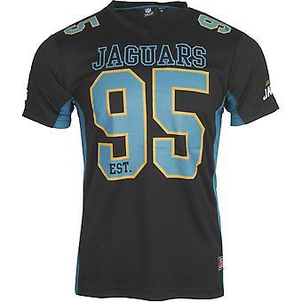 Camisa majestoso de malha de poliéster Jersey - Jacksonville Jaguars