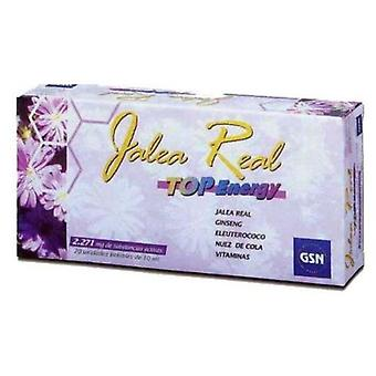 GSN Royal Jelly 2071 Mg 20Amp Top Energy.