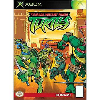Teenage Mutant Ninja Turtles (Xbox) - Factory Sealed