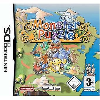 Monster puzzel (Nintendo DS)