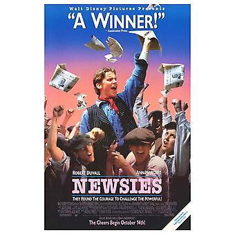 Newsies Movie Poster (27 x 40)