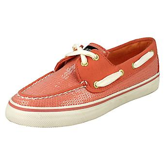 Ladies Sperry Top-Sider Deck Style Shoes Bahama 9445818
