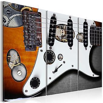 Lærred Udskriv - Guitar Hero