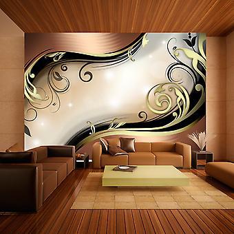 Wallpaper - resplandor de oro
