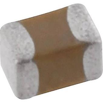 Ceramic capacitor SMD 0402 22 nF 16 V 10 %