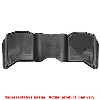 Husky Liners 53601 Black X-act Contour 2nd Seat Floor L FITS:DODGE 2009 - 2010